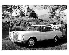 1964 Mercedes Benz 220SE Coupe Factory Photo uc4971