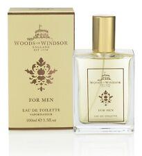 Woods of Windsor For Men Eau de Toilette 100 ml Parfum Parfüm Herren EdT würzig