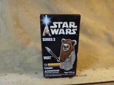 Star Wars Tomy Kubrick Series 3 Wicket Figure - Free S&H USA