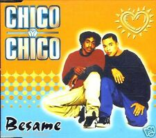 Chico y Chico - Besame (Kiss Me, Muchacho) ♫ Maxi-Single-CD von 1997 ♫
