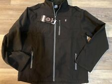 Men's XXL jacket by Little Donkey Andy Men's Fleece Lined Softshell Jacket-NWT