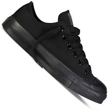 75ab0003352757 Converse All Star Ox Mono Black UK 5 EUR 37.5 Em24 76