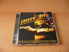 CD colonna sonora Driver-driv 3r-The Soundtrack - 2004