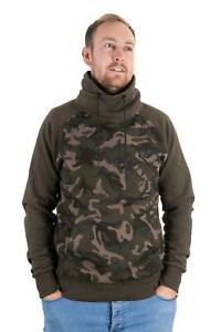 Fox Khaki Camo High Neck / Carp Fishing Clothing