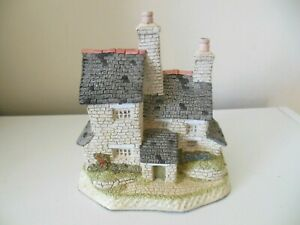 David Winter Cottages - STONE CUTTERS COTTAGE - 1989 British Traditions February