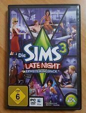 Sims 3 Spiel Latenight Erweiterungspack für PC
