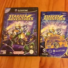 StarFox Adventures - GameCube (Wii Compatible, See Desc.)