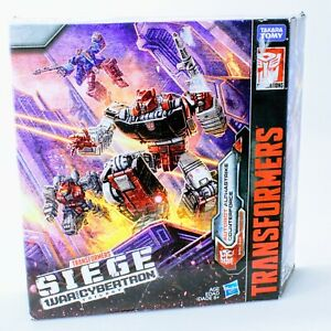 Transformers Siege Alphastrike Counterforce - Autobot Deluxe 3-Pack Exclusive