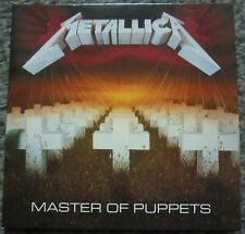 METALLICA MASTER OF PUPPETS 1986 BLACKENED RECORDINGS BLCKND005R-2