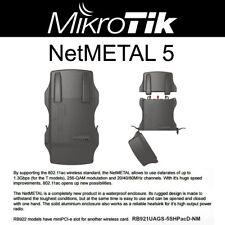 MikroTik NetMetal 5 Rb921uags-5shpacd-nm 802.11ac 866mbps Outdoor MIMO 2x2 Radio