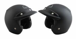 Troy Lee Designs Open Face Helmet Midnight-Small