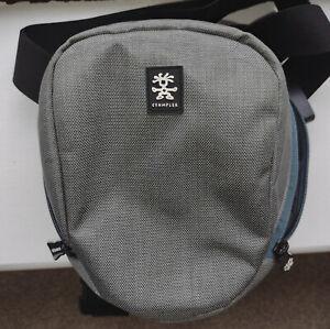 Crumpler Quick Escape 300 Camera Bag, Grey, very light use.