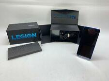 Lenovo Legion Duel Gaming 5G Phone(Blazing Blue) 512GB + 16GB RAM GSM Unlocked