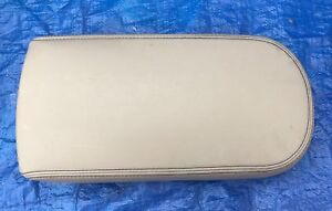 2008 2009 Ford Taurus X SEL Arm Rest Console Lid Leather OEM Camel 08 09