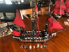LEGO 4195 Pirates Of The Caribbean - Queen Anne's Revenge, 100% Complete