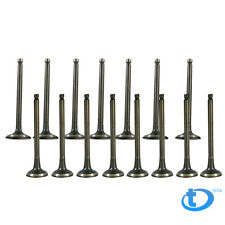 Fits Hyundai 1996-97 1.5 1.5L G4EK 2001-2010 1.6 1.6L G4ED Exhaust Valves Set//8