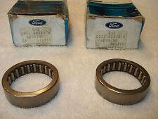 2 Original Ford Rear Axle Shaft Bearings 1984-2000 Lincoln 1980-1997 Thunderbird