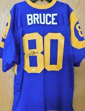 4f09abee Isaac Bruce St. Louis Rams Original Sports Autographed Items for ...