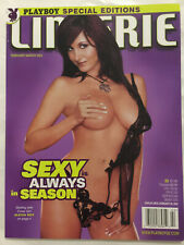 Playboy Book of Lingerie - Special Editions - February March / Februar März 2005
