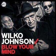 Wilko Johnson - Blow Your Mind - New CD Album - Released 15th June 2018