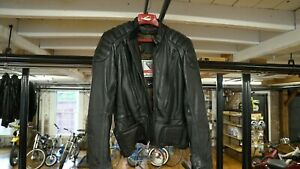 First Gear Leather Jacket by Hein Gericke Men's Size 40 Perfect Mint Condition