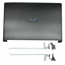 New Acer Aspire N17C4 LCD Back Cover Top Case Rear Lid + Hinges 60.GP4N2.002