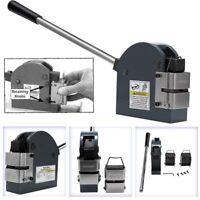 Industrial Metal Shrinker Stretcher 18-Ga Mild Steel 16-Ga Aluminum Forming Tool