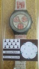 Vintage montre Swatch originals Chrono Papiro SCG108 Watch 1996