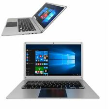Ordenadores portátiles y netbooks color principal plata con Windows 10 14,1""