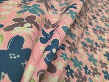 Cotton Fabric -  'Candy Flowers' - Dress Fabric