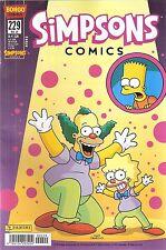 Simpsons Comics 228 Bongo Comic