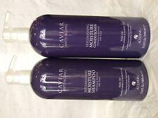 Alterna Caviar MOISTURE Shampoo and Conditioner 1000ml 33.8 fl oz each bottle