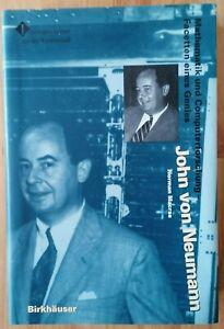 Norman Macrae John von Neumann Mathematik Computer 1994 Logik Geschichte Kultur