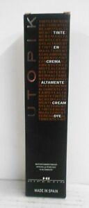 Hipertin UTOPIK Altamente Cream Dye Hair Color ~ (Levels 7 and Up) ~ 2.03 fl oz!