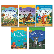 Julia Donaldson & Axel Scheffler Collection of 5 Early Readers (RRP 24.95)