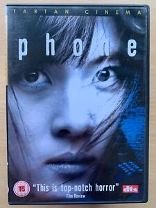 Phone DVD 2002 Korean Cult Asia Extreme Horror Film Movie Classic