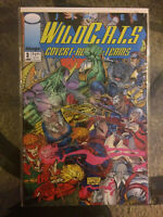 WILDC.A.T.S  COVERT ACTION TEAMS #3 NM by Artist Jim Lee & Rob Liefeld