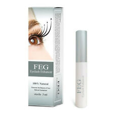 FEG Eyelash Enhancer Eye Lash Quick Growth Serum Liquid 100% ORIGINAL 3ML/BOX