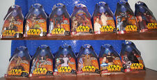 Star Wars Revenge of the Sith LOT(57)Action Figures Includes(3)ROTS Vehicles