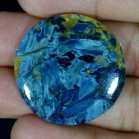 100% Natural Blue Fire Pietersite Oval, Cushion, Round Cabochon Loose Gemstone
