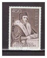 S17842) Italy MNH 1983 Guicciardini 1v