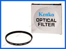 Kenko 77mm Clear UV Slim Filter Canon Nikon Tokina Sigma 24-70 24-105 24-120