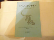 Zeitschrift: Salamandra. Band 39 / Heft 2 / 2003