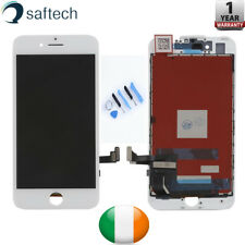 "For iPhone 7 4.7"" LCD Display Touch Screen Digitizer Lens Replacement White"