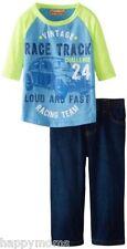 Kids Headquarters Boys 2 PCS set Top Denim Jeans Size 3T Great New