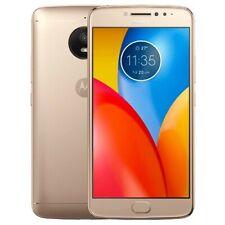 "Motorola E4 Plus XT-1771 5.5"" 4G 16GB 13MP Android 7 Gold - Unlocked - Boxed"