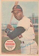 Frank Robinson Baltimore Orioles 5x7 Picture 1960's Free Shipping