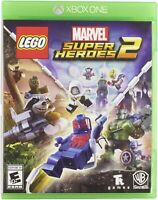 LEGO Marvel Super Heroes 2 Xbox One XB1 Brand New