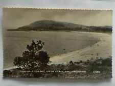 Postcard - Kirkcudbrightshire, Sandyhills from East, On the Solway, RP (P19470)