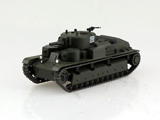Panzer Flakvierling mit Hänger 1942 Wehrmacht Fertigmodell 1:72 Altaya Modell
